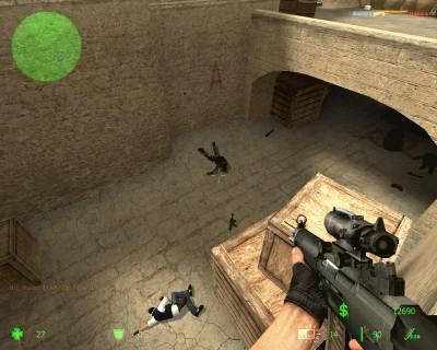 Counter Strike - Source Русский Спецназ